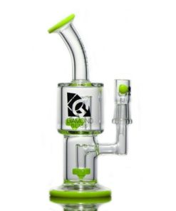 Diamond Glass Hang Man Circle Perc