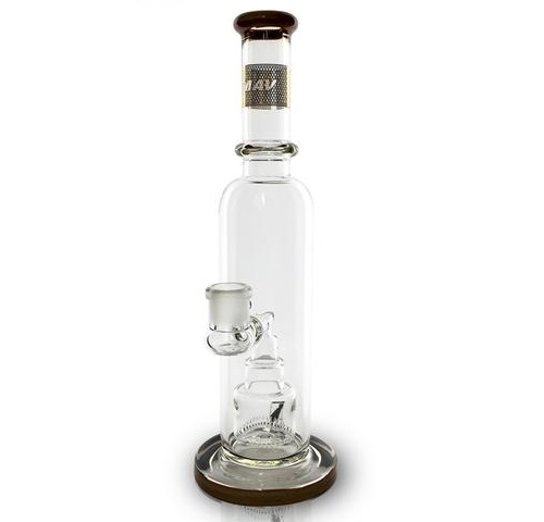 Maverick Glass Tiered Cake Perc Bong